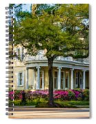 Sweet Home New Orleans Paint Spiral Notebook