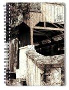 Sweet Memories Spiral Notebook