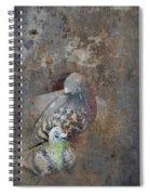 Sweet Pair Spiral Notebook