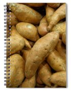 Sweet Potatoes Spiral Notebook