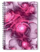Sweet Sakura Spiral Notebook