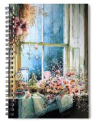 Sweet Scents To Savor Spiral Notebook