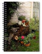Sweet Spot Spiral Notebook