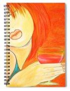 Sweet Tarte Spiral Notebook