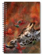 Sweet Taste Of Spring Spiral Notebook