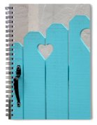 Sweetheart Gate Spiral Notebook