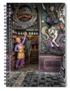 Sweeties For All Spiral Notebook
