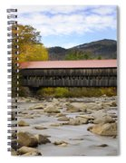 Swift River Vista Spiral Notebook