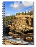 Swiftcurrent Creek Spiral Notebook