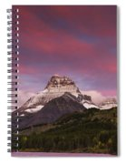 Swiftcurrent Sunrise Spiral Notebook