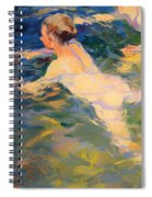 Swimmers Spiral Notebook