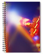 Swing Time Spiral Notebook
