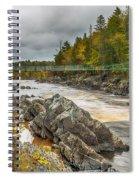 Swinging Bridge Spiral Notebook