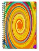 Swirl 80 Spiral Notebook