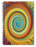 Swirl 82 Spiral Notebook