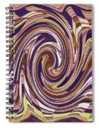 Swirl 88 Spiral Notebook