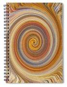Swirl 91 Spiral Notebook