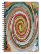 Swirl 92 Spiral Notebook