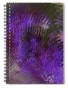 Swirls Of Life 1 Spiral Notebook