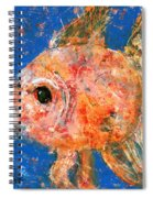 Swishy Fishy Spiral Notebook