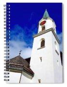 Swiss Church Spiral Notebook