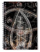 Switching Gears Spiral Notebook