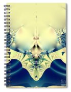 Sword Of Enchantment Spiral Notebook