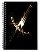 Sword Of Gandalf Spiral Notebook