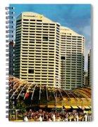Sydney 4 Spiral Notebook