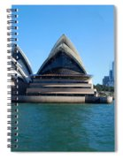 Sydney Opera House Spiral Notebook