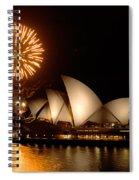 Sydney Opera Theatre Spiral Notebook