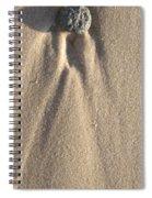 Sylt Angel Spiral Notebook