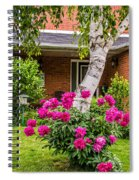 Symbiotic Beauty Spiral Notebook