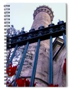 Symbols Of Istanbul Spiral Notebook