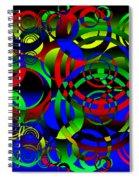 Synchronicity 1 Spiral Notebook