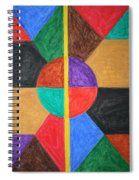 Synchro System Spiral Notebook
