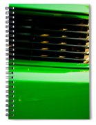 Synergy Grill Spiral Notebook