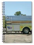 T-6 Monticello Spiral Notebook