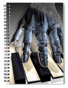 T-age Spiral Notebook