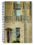 T And P Tavern Spiral Notebook