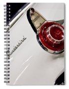 T-bird  Spiral Notebook