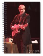 T Bone Burnett Spiral Notebook
