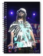 T Pain Spiral Notebook