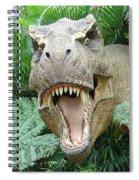T-rex Spiral Notebook
