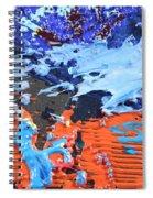 T S 13 Spiral Notebook