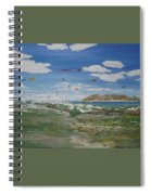 Table Mountain Spiral Notebook