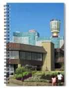 Table Rock Cafe Niagra Falls Spiral Notebook