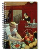 Tables For Ladies Spiral Notebook