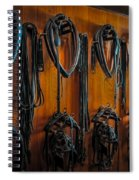 Tack Room Spiral Notebook