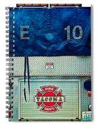 Tacoma Fire Dept. Spiral Notebook